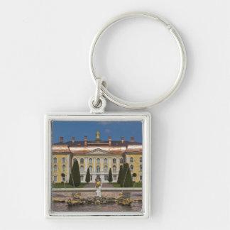 Russia, Saint Petersburg, Peterhof, Grand Palace 3 Keychain