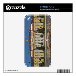 Russia, Saint Petersburg, Peterhof, Grand Palace 3 iPhone 4 Decals