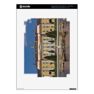 Russia, Saint Petersburg, Peterhof, Grand Palace 3 iPad 3 Decals