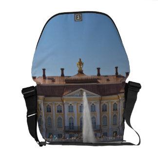 Russia, Saint Petersburg, Peterhof, Grand Palace 4 Messenger Bag