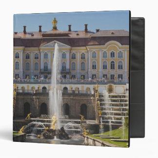 Russia, Saint Petersburg, Peterhof, Grand Palace Binders