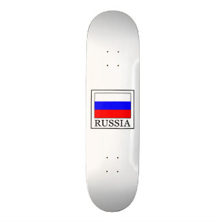Russia Skateboard