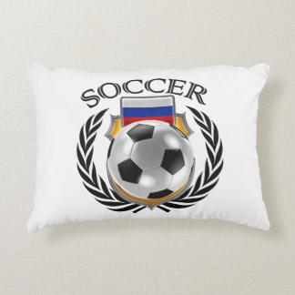 Russia Soccer 2016 Fan Gear Decorative Pillow