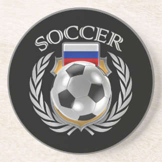 Russia Soccer 2016 Fan Gear Drink Coaster