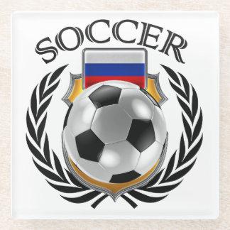 Russia Soccer 2016 Fan Gear Glass Coaster
