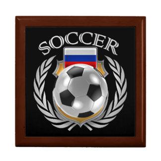 Russia Soccer 2016 Fan Gear Jewelry Box