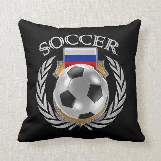 Russia Soccer 2016 Fan Gear Throw Pillow