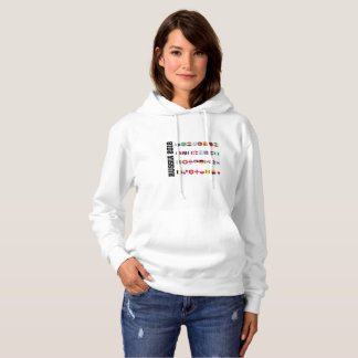 Russia Soccer 2018 World Football Cup All Teams 32 Hoodie