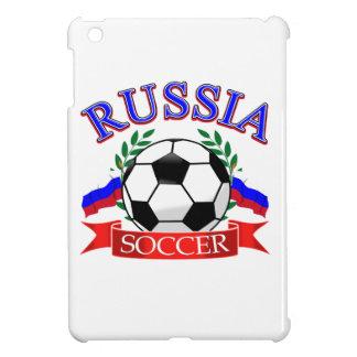 Russia soccer ball designs case for the iPad mini