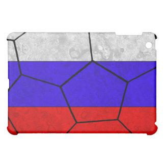 Russia Soccer Ball iPad Case