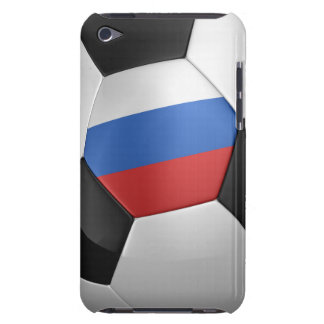 Russia Soccer Ball iPod Touch Case-Mate Case