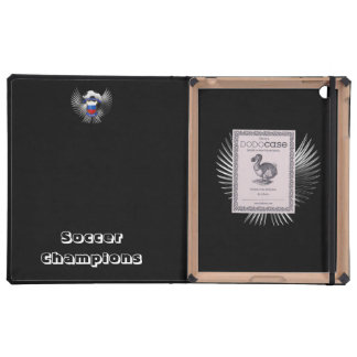 Russia Soccer Champions iPad Cases
