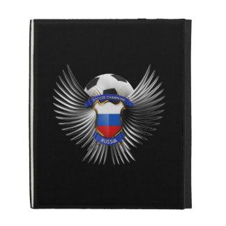 Russia Soccer Champions iPad Folio Cases