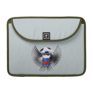 Russia Soccer Champions Sleeves For MacBooks