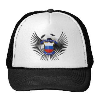 Russia Soccer Champions Trucker Hat