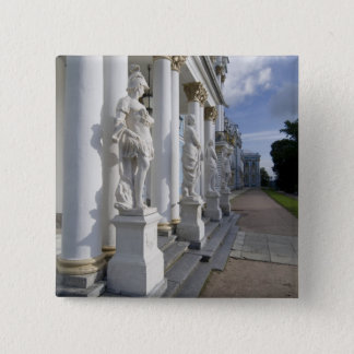 Russia, St. Petersburg, Catherine's Palace (aka 10 Pinback Button