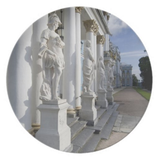 Russia, St. Petersburg, Catherine's Palace (aka 10 Party Plates