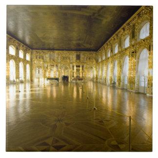 Russia, St. Petersburg, Catherine's Palace (aka 11 Ceramic Tile