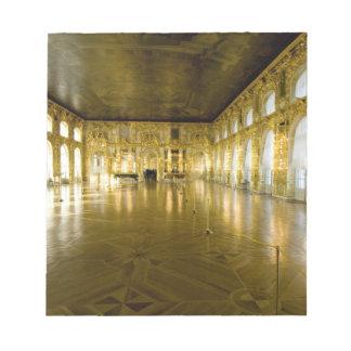 Russia, St. Petersburg, Catherine's Palace (aka 11 Notepad