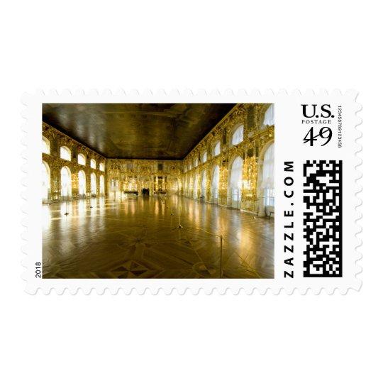Russia, St. Petersburg, Catherine's Palace (aka 11 Postage
