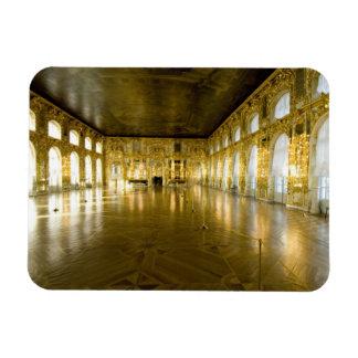 Russia, St. Petersburg, Catherine's Palace (aka 11 Rectangular Photo Magnet