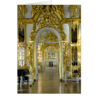 Russia, St. Petersburg, Catherine's Palace (aka 12 Card