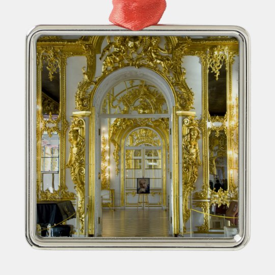 Russia, St. Petersburg, Catherine's Palace (aka 12 Metal Ornament