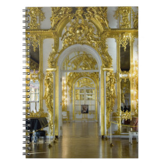 Russia, St. Petersburg, Catherine's Palace (aka 12 Notebook