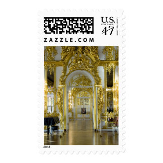 Russia, St. Petersburg, Catherine's Palace (aka 12 Postage