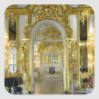 Russia, St. Petersburg, Catherine's Palace (aka 12 Square Sticker