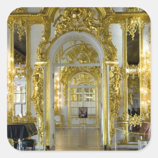Russia, St. Petersburg, Catherine's Palace (aka 12 Square Sticker