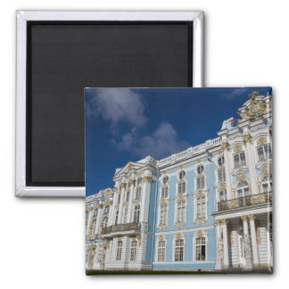 Russia, St. Petersburg, Catherine's Palace (aka 2 Inch Square Magnet