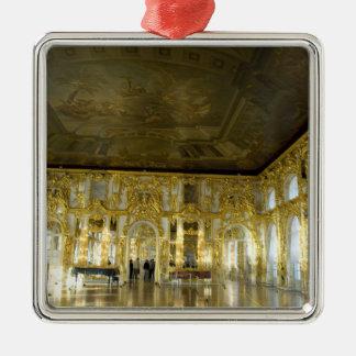 Russia, St. Petersburg, Catherine's Palace (aka 2 Metal Ornament