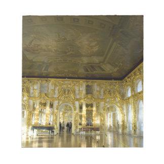 Russia, St. Petersburg, Catherine's Palace (aka 2 Notepad