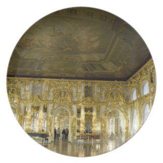 Russia, St. Petersburg, Catherine's Palace (aka 2 Party Plates