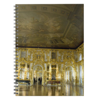 Russia, St. Petersburg, Catherine's Palace (aka 2 Spiral Notebook