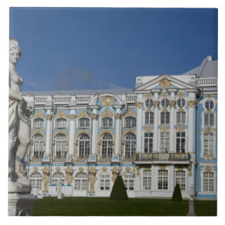 Russia, St. Petersburg, Catherine's Palace (aka 3 Large Square Tile
