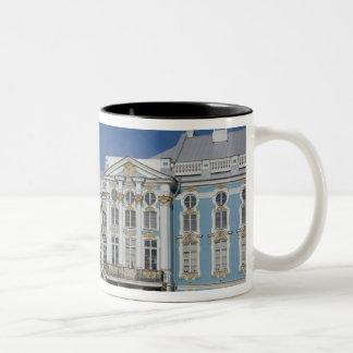 Russia, St. Petersburg, Catherine's Palace (aka 3 Two-Tone Coffee Mug