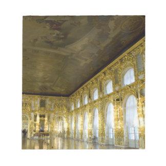 Russia, St. Petersburg, Catherine's Palace (aka 4 Notepad
