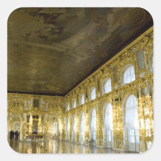 Russia, St. Petersburg, Catherine's Palace (aka 4 Square Sticker