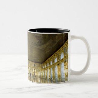 Russia, St. Petersburg, Catherine's Palace (aka 4 Two-Tone Coffee Mug