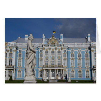 Russia, St. Petersburg, Catherine's Palace (aka 5 Card