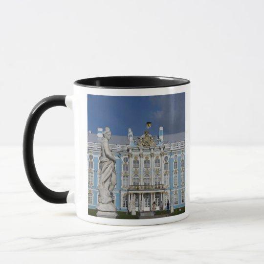 Russia, St. Petersburg, Catherine's Palace (aka 5 Mug