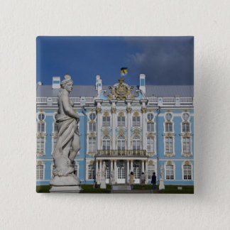 Russia, St. Petersburg, Catherine's Palace (aka 5 Pinback Button