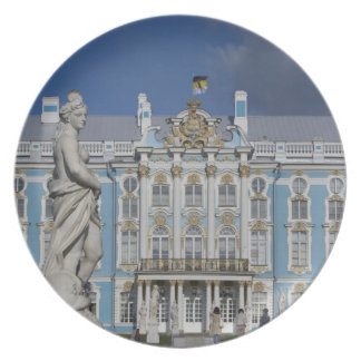 Russia, St. Petersburg, Catherine's Palace (aka 5 Party Plate