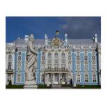 Russia, St. Petersburg, Catherine's Palace (aka 5 Postcard