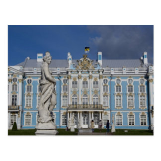 Russia, St. Petersburg, Catherine's Palace (aka 5 Postcard