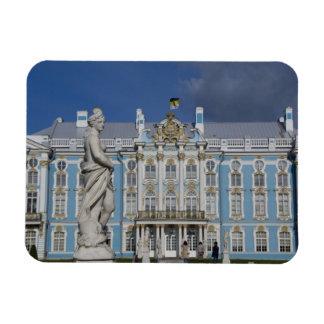 Russia, St. Petersburg, Catherine's Palace (aka 5 Rectangular Photo Magnet