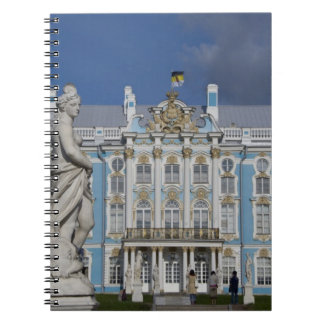Russia, St. Petersburg, Catherine's Palace (aka 5 Spiral Notebook
