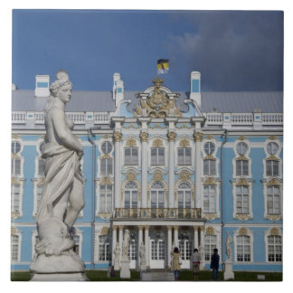 Russia, St. Petersburg, Catherine's Palace (aka 5 Tile